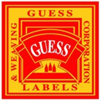 Thumb woven label manufacturer   guess labels   weaving corporation   guess labels and weaving corporation