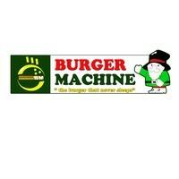 Thumb burgermachine