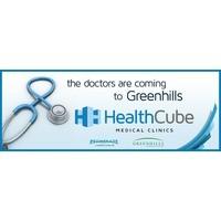 Thumb health cube logo