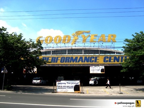 GOODYEAR PHILIPPINES in Las Pinas City, Metro Manila