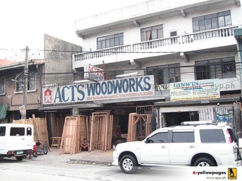 Acts Wood Works In Quezon City Metro Manila Yellow Pages Ph