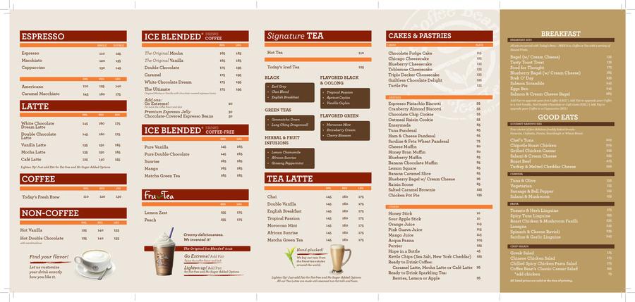 The Coffee Bean Tea Leaf Srp South Road Properties Cebu City